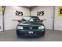 2000 Volkswagen Golf 2.8 V6 VR6 4MOTION 5dr