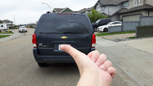 2008 Chevrolet Uplander LT NO ACCIDENTS,  new brakes and tires Strathcona County Edmonton Area image 2