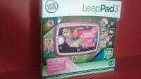 LeadPad 3 Pink Learning Tablet - Brand New & Sealed.