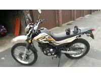Motorbike -(125cc)
