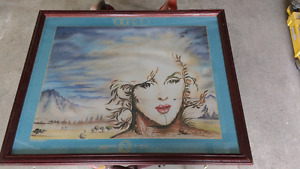 """30x24"""" picture of Marilyn Monroe"""