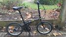 BTWIN Tilt 100 folding bike bicycle