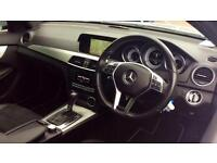 2015 Mercedes-Benz C-Class Sports Coupe C250 CDI AMG Sport Edition 2dr Automatic