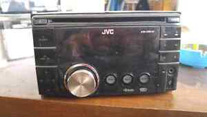 Jvc kw-xr610 double din stereo for sale