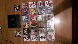 Ps3 with 26 games
