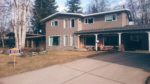 Modern home in Johnston Sub Quesnel BC