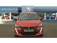 2020 Peugeot 208 1.2 PureTech 100 Allure 5dr Petrol Hatchback Hatchback Petrol M
