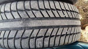 WINTER TIRES  225/45/r17   (SET OF 4TIRES  $240)