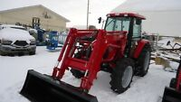 2015 TYM T754 With FREE Loader and Cab, Deutz Engine NO GST