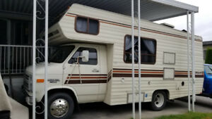 1986 Chevrolet Motorhome for sale. Excellent condition!