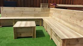 ❗❗New Garden furniture L shape ❗❗
