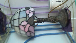 beautiful Stained glass lamp
