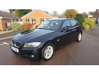 2010 BMW 320 2.0TD DIESEL 12 MOT 1 Owner FSH Excellent Condition Bargain