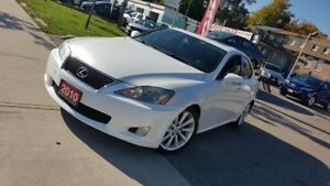 2010 Lexus IS 250 4dr Sdn Auto AWD | Fully Loaded | Leather | Ro