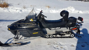 2002 ski-doo touring 700 twin