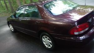 1998 Mazda 626 LX Sedan