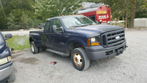 2007 ford f 350 4x4