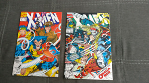 X-Men #4 and 5, 1st and 2nd App of Omega Red