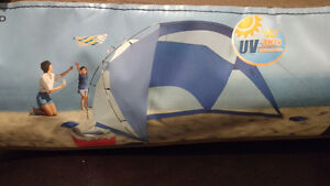 Ventura Bayfield Beach Shelter with carry case