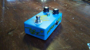 experimental overdrive pedal