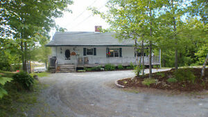 large home with inlaw suite in Porters lake.