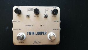 Rowin Twin Looper pedal ON HOLD