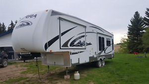 Trade our rear living 5th wheel for your bunk model 5th wheel