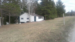 Cottage for rent.