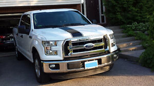 2015 Ford F-150 XLT EcoBoost Pickup Truck