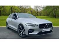 2021 Volvo V60 DIESEL SPORTSWAGON 2.0 B4D R DESIGN 5dr Auto Estate Diesel Automa