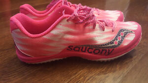 Size 10 Saucony Cross Country Shoes