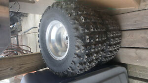 Honda TRX 300 ex Rear Tires