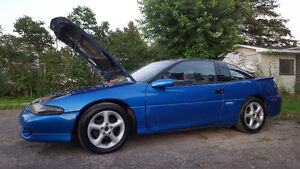 1993 Eagle Talon Tsi Turbo Fwd