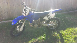 2013 yz 250 4800 or trade for 250f or 150 2 stroke
