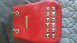 Red Nine West Purse