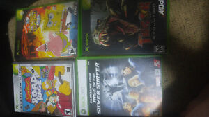 4 games for 20$