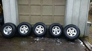 31 inch Jeep Tires And Rims