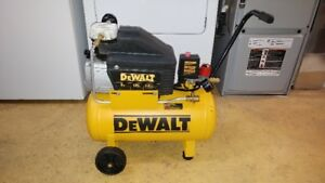 DeWalt 6 Gal Air Compressor