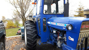 Tractor and blower      new price     12500