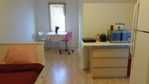 Furnished Room Near Square One & Sheridan College
