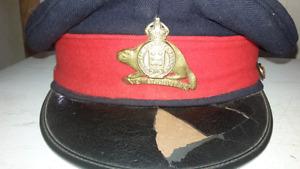 Casquette J.M.Clement du 22iemes régiment canadien français