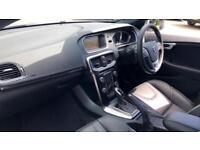 2018 Volvo V40 D4 R-Design Nav Plus Auto W. S Automatic Diesel Hatchback