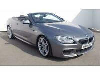 2014 BMW 6 Series 640d M Sport 2dr Auto Sports diesel Automatic