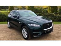 2018 Jaguar F-PACE 2.0 Portfolio 5dr AWD Automatic Petrol Estate