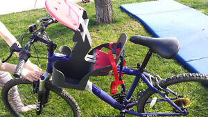 WeeRide. Front Centre-mount Child Carrier for bike.