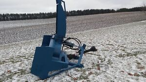Winter is Coming!! Agro Trend Snow Blower For Sale Kitchener / Waterloo Kitchener Area image 3
