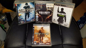 Lot Call of Duty (PS3)