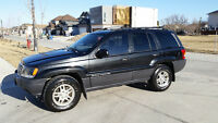2003 Jeep Grand Cherokee SUV Only $4999 NO TAX