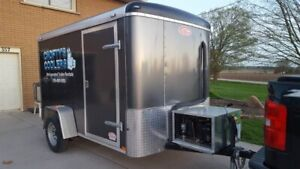 Crofty's Coolers Refrigerated Trailer Rentals