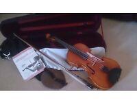 Vivace full size violin (Cardiff Violin's).